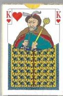 JEU RUSSE DE 54 CARTES A JOUER NEUF  Poker Etc - Playing Cards (classic)