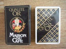 JEU DE 32 CARTES A JOUER PUBLICITE MAISON DU CAFE - Playing Cards (classic)