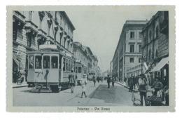 CPA ITALIE SICILE PALEMO VIA ROMA - Palermo