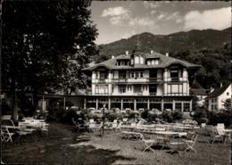 !  Ansichtskarte, Carte Postale, Weesen, Hotel Mariasee, Schweiz - SG St. Gall