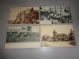 Beau Lot De 20 Cartes Postales De Belgique  La Côte     Mooi Lot Van 20 Postkaarten Van België   Kust - Cartes Postales
