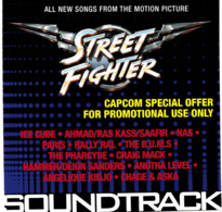 CD N°1559 - STREET FIGHTER - COMPILATION - Filmmusik