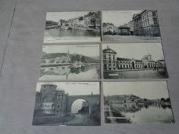 Beau Lot De 10 Cartes Postales De Belgique  Namur     Mooi Lot Van 10 Postkaarten Van België Namen  - 10 Scans - Postkaarten