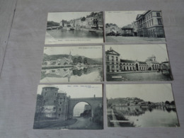 Beau Lot De 10 Cartes Postales De Belgique  Namur     Mooi Lot Van 10 Postkaarten Van België Namen  - 10 Scans - 5 - 99 Postcards