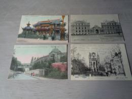 Beau Lot De 20 Cartes Postales De Belgique  Laeken     Mooi Lot Van 20 Postkaarten Van België  Laken  - 20 Scans - Cartes Postales