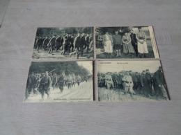 Beau Lot De 20 Cartes Des Prisonniers En Allemagne ( Deutschland ) Le Camp De Munsterlager ( Hannover ) Blanco Au Verso - Cartes Postales