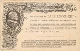 Italia - Anno Santo 1900 - Papa Leon XIII - Roma (Rome)