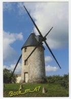 {82069} 85 Vendée Beauvoir Sur Mer , Moulin à Vent - Beauvoir Sur Mer