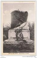 MOTTA  DEI  CONTI (VC):  MONUMENTO  AI  CADUTI  -  FP - Monumenti Ai Caduti