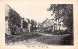 77. N° 104973 .saint Fiacre .un Coin Du Pays . - Francia