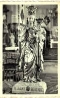WAYS  Intérieur De L' église Notre Dame De THY..belle Vierge Du Xvii Siècle. - Genappe