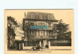 01 - DIVONNE LES BAINS - Hotel Des étrangers - Divonne Les Bains