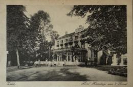 Zeist // Hotel Heritage Aan 't Rond (ander Zicht) 19?? - Zeist