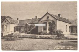 Pietermaritzburg - Cordwalles School - Old South Africa Postcard - South Africa