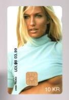 DENMARK   Chip Card - Danemark