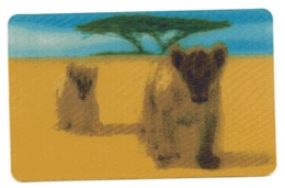 CARTE ANIMEE    CORA   CARTES ANIMAUX   LIONCEAU    N° 37 - Other
