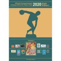 Belgische Catalogus 2020 NIEUW !!! Normale Prijs 35 Euro - Belgique