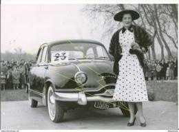 TOP PHOTO AUTO PANHARD Type Dyna Z1, 1953 - Cars