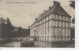 21 - Château De THENISSEY, Au Marquis De Villefranche - Other Municipalities