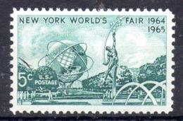 USA. N°759 De 1964. Exposition Internationale De New York. - Universal Expositions