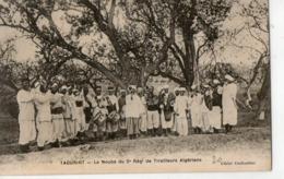 MAROC - TAOURIRT ( La Nouba Du 2 ème Régiment De Tirailleurs Algériens - Maroc