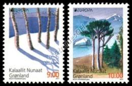 Groenlandia / Greenland 2011: Europa - Foreste / Forests ** - 2011