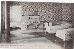 CPA De NEUILLY Sur Seine - Institution De Madame Rophé - Dortoirs - Neuilly Sur Seine