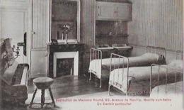CPA De NEUILLY Sur Seine - Institution De Madame Rophé - Un Dortoir Particulier - Neuilly Sur Seine