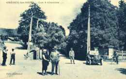 04 - GREOUX LES BAINS - Les 4 Chemins - Gréoux-les-Bains