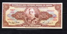 BANKNOTES-BRAZIL-SEE-SCAN-CIRCULATED - Brazil