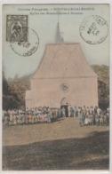 NOUVELLE-CALEDONIE  - Eglise Des Missionnaires à NOUMEA -  Timbrée 1905 - Nouvelle Calédonie