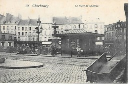 25/11     50   Cherbourg     Place Du Chateau     (animations) - Cherbourg