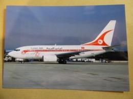 TUNIS AIR  B 737 600    TS-IOP - 1946-....: Ere Moderne