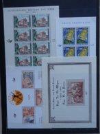 BELGIE   1962-64     Blokken 33 - 34 - 35 En 37      Postfris ** - Blocs 1962-....