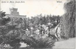 Wien : Grotte Im Maria-Josefa-Park. (Voir Commentaires) - Autres
