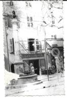 83 - Var - La Valette - La Fontaine Et Le Bar Tabac - La Valette Du Var
