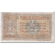 Billet, Scotland, 1 Pound, 1937, 1937-03-08, KM:91a, TB - Scozia