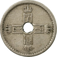 Monnaie, Norvège, Haakon VII, 25 Öre, 1924, TTB, Copper-nickel, KM:384 - Noruega