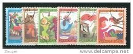 POLAND 1996 MICHEL No: 3591 - 3596 USED - Gebraucht