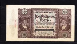 BANKNOTES-GERMANY-2.000.000-MARK-SEE-SCAN-CIRCULATED - [ 3] 1918-1933: Weimarrepubliek