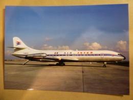 AIR INTER   CARAVELLE III   F-BNKK - 1946-....: Era Moderna