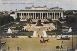 Berlin : Lustgarten Mit Königl. Museum. (Voir Commentaires) - Non Classés