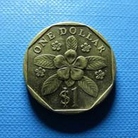 Singapore 1 Dollar 2011 - Singapore