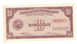 Philippines 10 Cents. P-127a. (SBNC) UNC. - Philippines