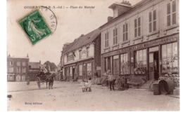 GODERVILLE. Place Du Marché. - Goderville