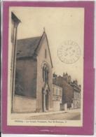 70.-  VESOUL .- Le Temple Protestant - Vesoul