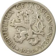 Monnaie, Tchécoslovaquie, Koruna, 1923, TB+, Copper-nickel, KM:4 - Czechoslovakia
