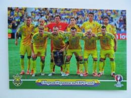 Ukraine Team. EURO 2016 - Fútbol
