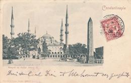 CONSTANTINOPLE - N° 15027 E - MOSQUEE DU SULTAN AHMED II - Turquie