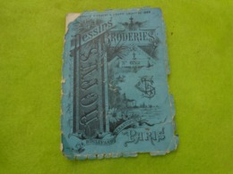 Album Dessins De Broderies Sajou N° 652 - Unclassified
